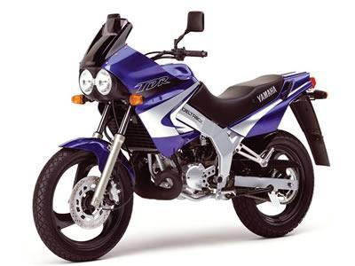 バイク比較.comを使ったお客様のTDR250売却実績