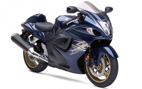 バイク比較.comを使ったお客様のハヤブサ1300売却実績