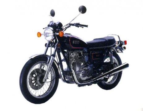 バイク比較.comを使ったお客様のTX650売却実績