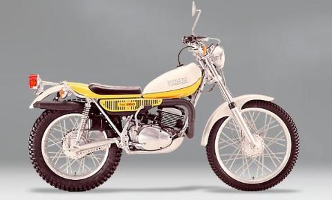 バイク比較.comを使ったお客様のTY250売却実績