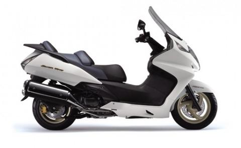 バイク比較.comを使ったお客様のシルバーウイング600 ABS売却実績