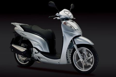 バイク比較.comを使ったお客様のSH300i売却実績
