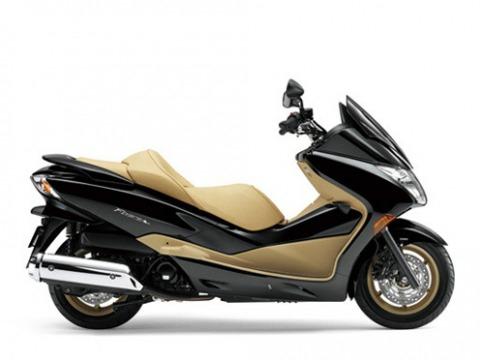 バイク比較.comを使ったお客様のフォルツァZ ABS オーディオ売却実績