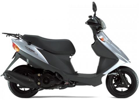 バイク比較.comを使ったお客様のアドレスV125G リミテッド売却実績