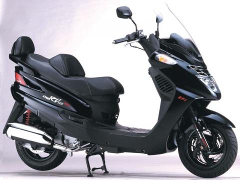 バイク比較.comを使ったお客様のRV125EFi売却実績