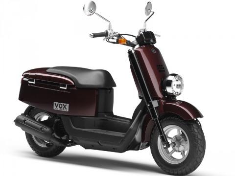 バイク比較.comを使ったお客様のVOX デラックス売却実績