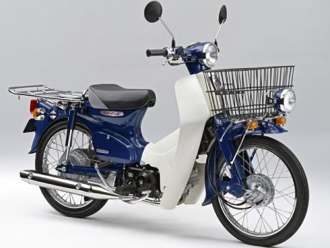 バイク比較.comを使ったお客様のプレスカブ50売却実績