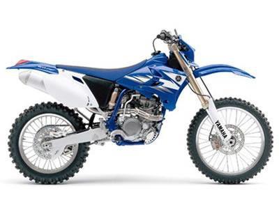 バイク比較.comを使ったお客様のWR250F売却実績