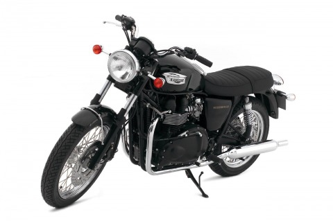 バイク比較.comを使ったお客様のボンネビル ブラックエンジン売却実績