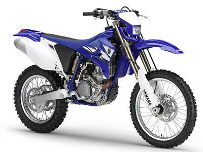 バイク比較.comを使ったお客様のWR450F売却実績
