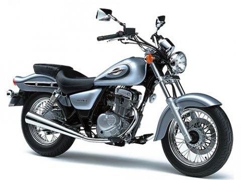 バイク比較.comを使ったお客様のGZ125売却実績