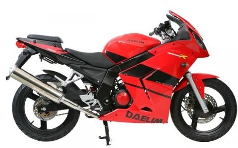 DAELIM ロードウィン R 125