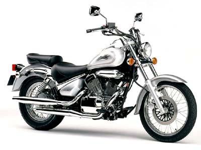バイク比較.comを使ったお客様のイントルーダーLC250売却実績
