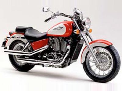 バイク比較.comを使ったお客様のシャドウ A.C.E売却実績