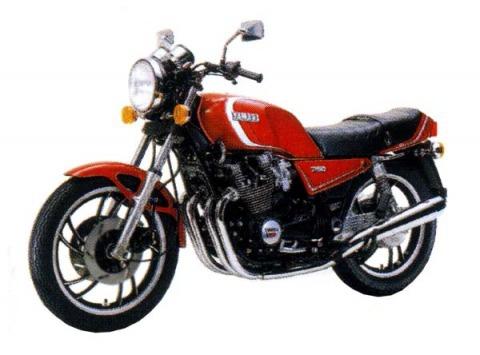 バイク比較.comを使ったお客様のXJ750E売却実績