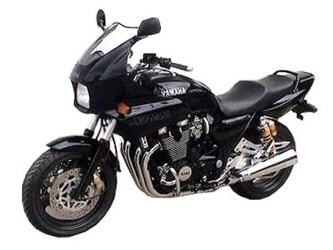 バイク比較.comを使ったお客様のXJR1200R売却実績
