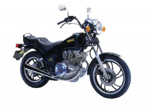 バイク比較.comを使ったお客様のXS250 スペシャル売却実績