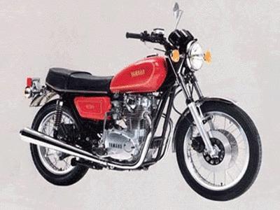バイク比較.comを使ったお客様のXS650売却実績