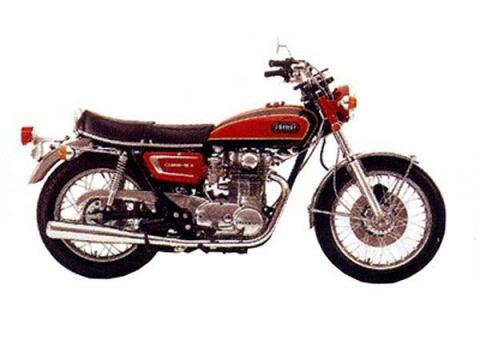 バイク比較.comを使ったお客様のXS650E売却実績