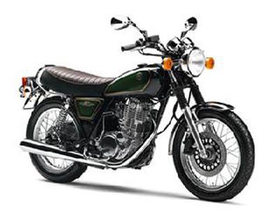 バイク比較.comを使ったお客様のSR400SP売却実績