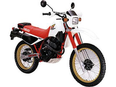 バイク比較.comを使ったお客様のXT250T売却実績