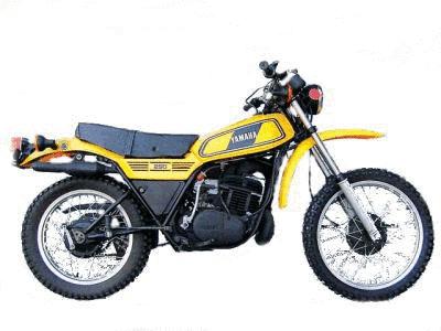 バイク比較.comを使ったお客様のDT250II売却実績