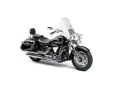 バイク比較.comを使ったお客様のXV1700ATMT ロードスターミッドナイト Silverado売却実績