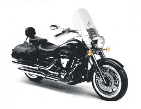 バイク比較.comを使ったお客様のXV1700AT ロードスター Silverado売却実績