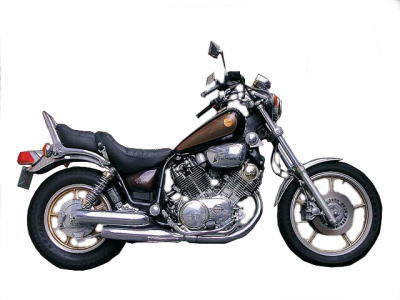 バイク比較.comを使ったお客様のXV750 ビラーゴ売却実績