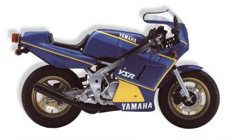バイク比較.comを使ったお客様のYSR80売却実績