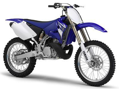 バイク比較.comを使ったお客様のYZ250売却実績