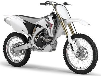 バイク比較.comを使ったお客様のYZ250F売却実績
