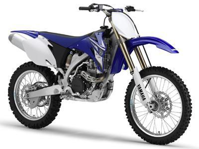 バイク比較.comを使ったお客様のYZ450売却実績