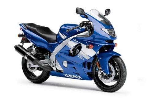 バイク比較.comを使ったお客様のYZF600R売却実績