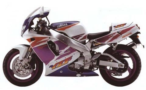 バイク比較.comを使ったお客様のYZF750R売却実績