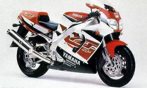 バイク比較.comを使ったお客様のYZF750SP売却実績