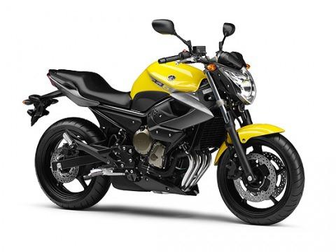 バイク比較.comを使ったお客様のXJ6N売却実績