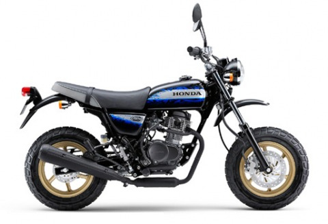 バイク比較.comを使ったお客様のエイプ50 TypeD売却実績