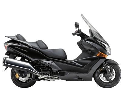 バイク比較.comを使ったお客様のシルバーウイング400GT ABS売却実績