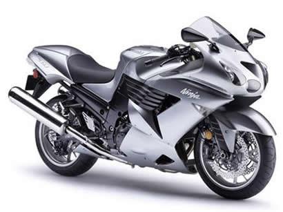 バイク比較.comを使ったお客様のNinja ZX-14売却実績