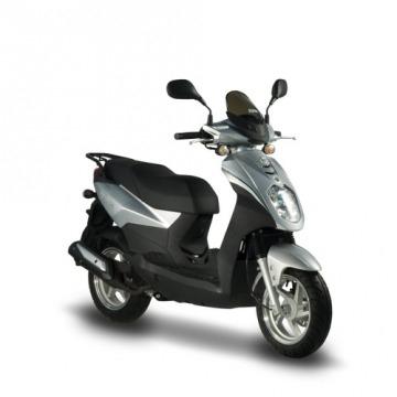 バイク比較.comを使ったお客様のシンプリー125売却実績