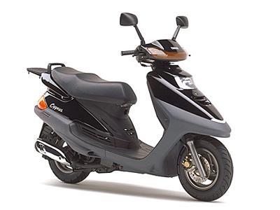 バイク比較.comを使ったお客様のシグナス125D売却実績