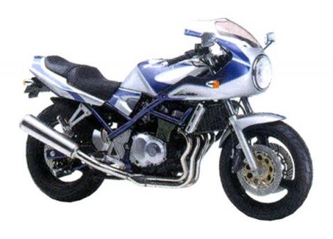 バイク比較.comを使ったお客様のFZR400R売却実績