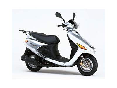 バイク比較.comを使ったお客様のシグナス125SV売却実績