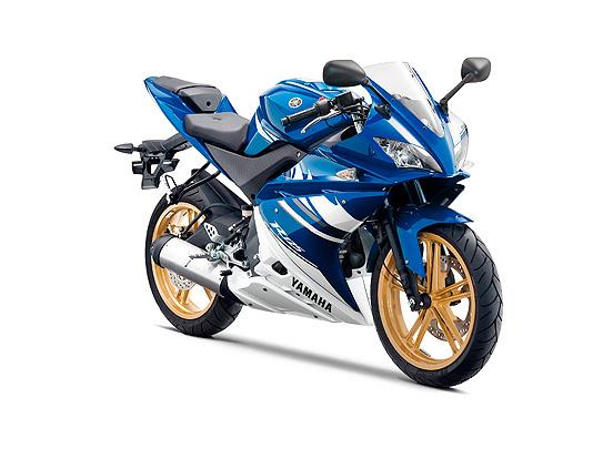 バイク比較.comを使ったお客様のYZF-R125売却実績