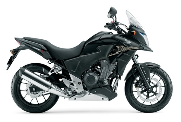 バイク比較.comを使ったお客様の400X ABS売却実績