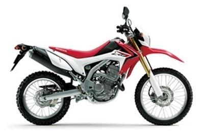バイク比較.comを使ったお客様のCRF250L売却実績