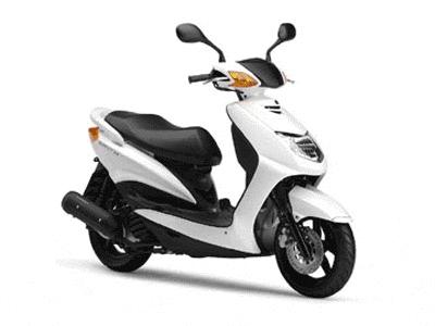 バイク比較.comを使ったお客様のシグナスX 150売却実績