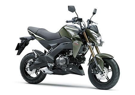 バイク比較.comを使ったお客様のZ125 PRO売却実績