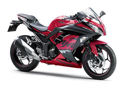 Ninja 250 Special Edition